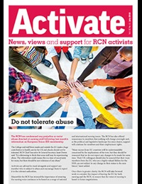 July Activate cover