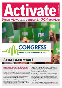 Activate front page October 2016