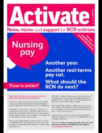 Activate front cover April 2017