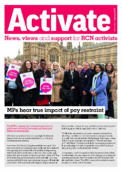 Activate front cover Feb 2017