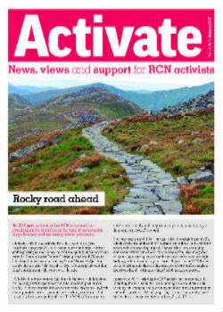 Activate front cover January 2017