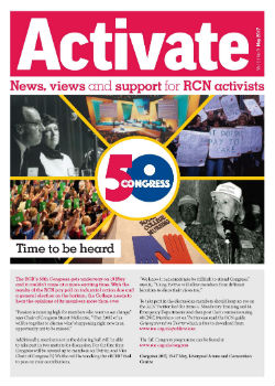 Activate front cover May 2017