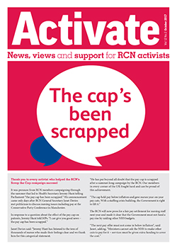Activate October 2017 cover