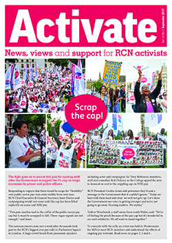 Cover of Activate September 2017