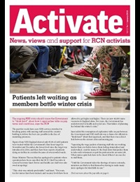 January 2018 Activate cover