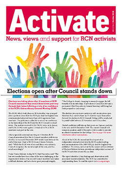 Cover of Activate - October 2018
