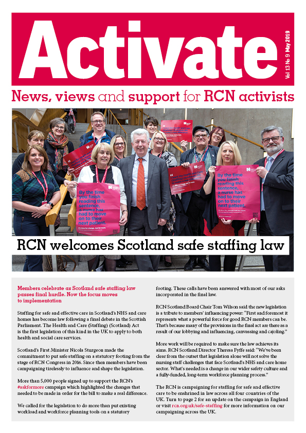 May cover of Activate