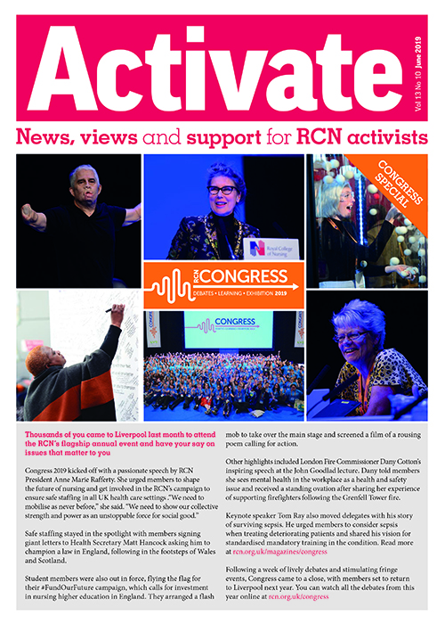 Activate cover June 2019