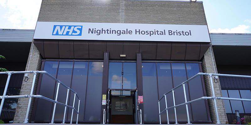 NHS Nightingale Hospital Bristol
