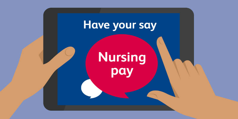 Have your say on NHS pay in Scotland