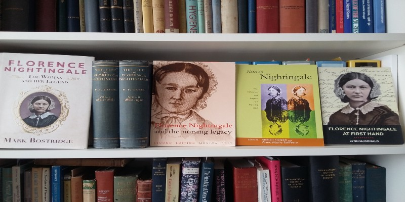 Florence Nightingale Books