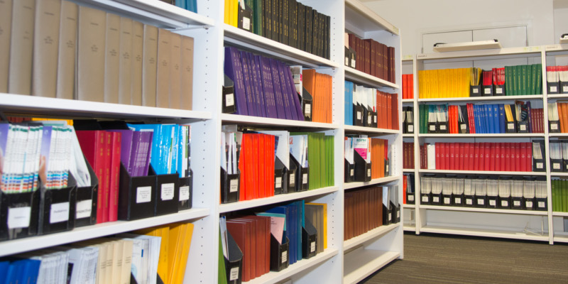 Journals at the RCN Library
