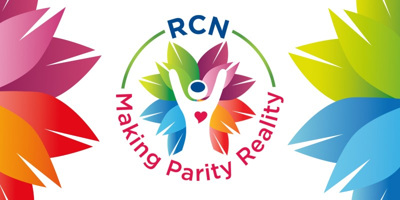 Making Parity Reality logo