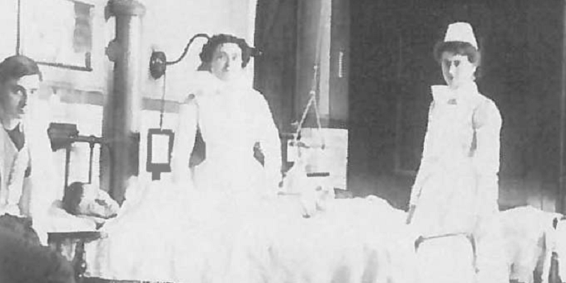 Nursing During The Great War