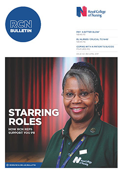 April 2047 RCN Bulletin cover