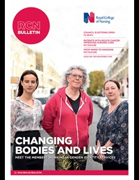 Cover of Bulletin November 2018