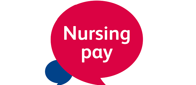 Nursing Pay campaign