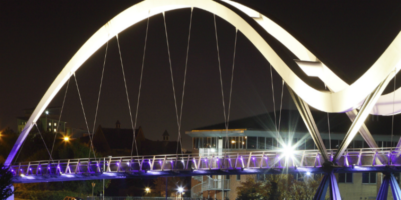Tees Valley branch picture of the Millenium Bridge in Newcastle Upon Tyne