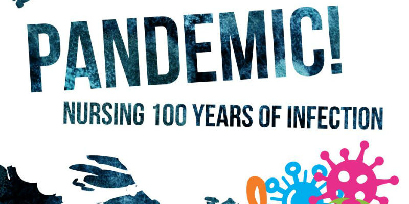 Pandemic Scotland exhibition launch
