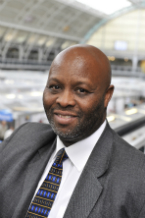 London Regional Director Bernell Bussue