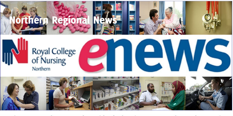 Royal College of Nursing Northern region e-news