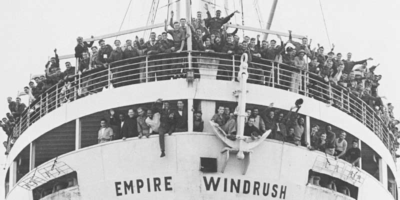 SS Empire Windrush