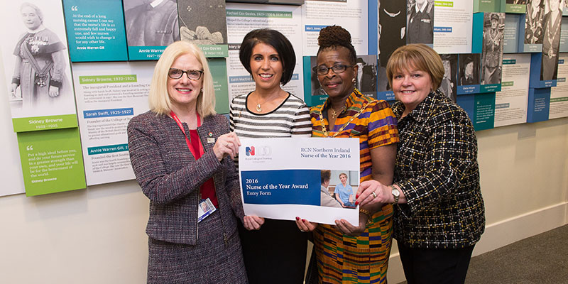 RCN Centenary launch event