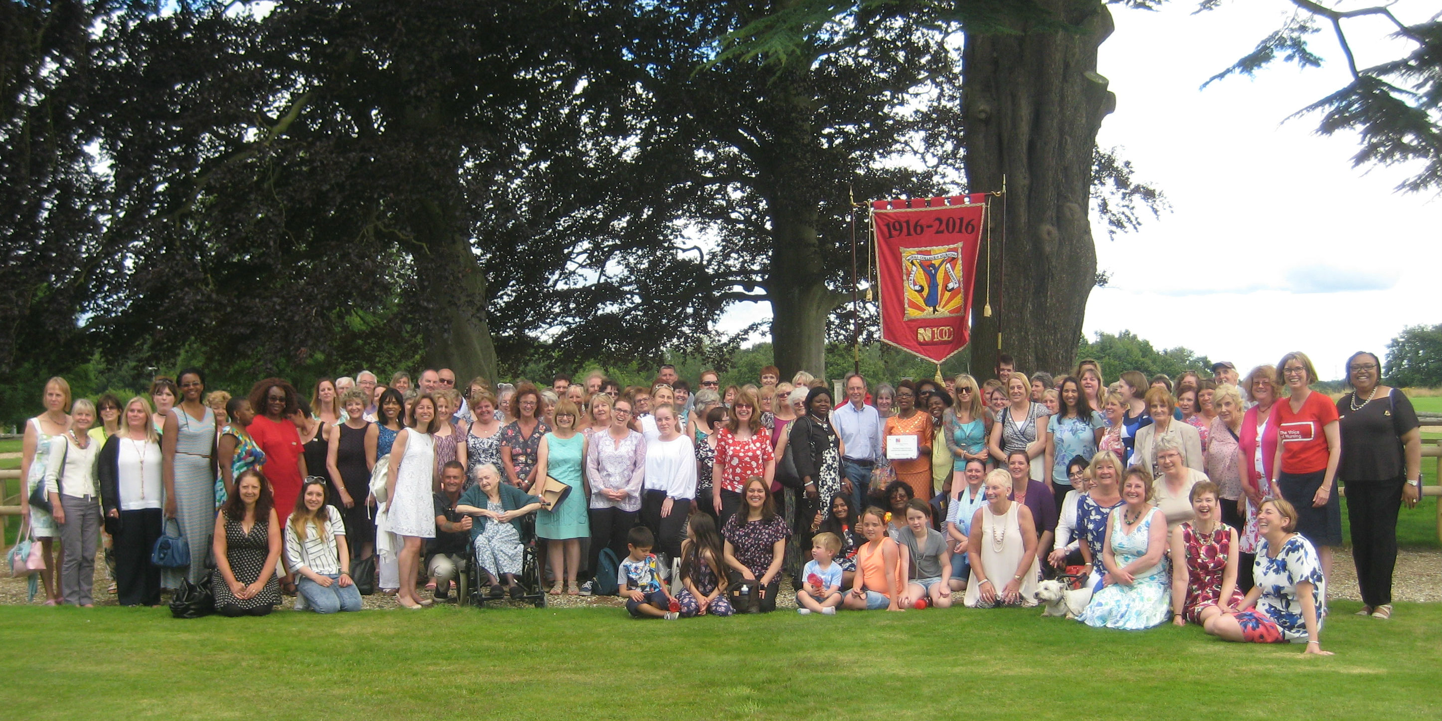 South east centenary celebrations