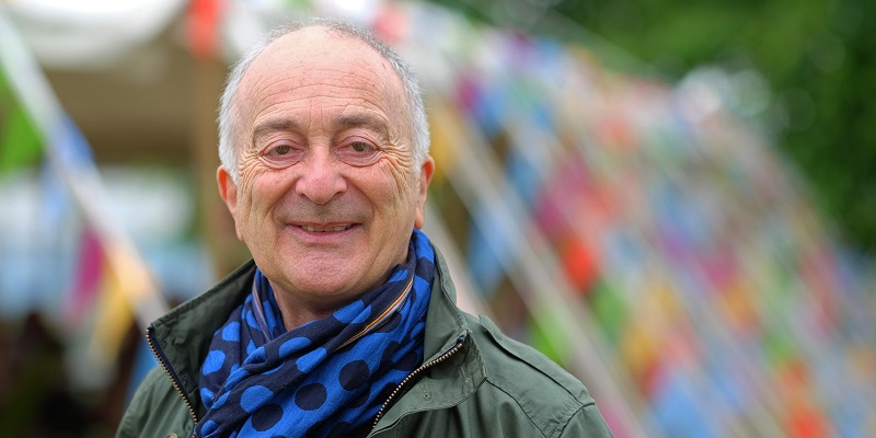Sir Tony Robinson