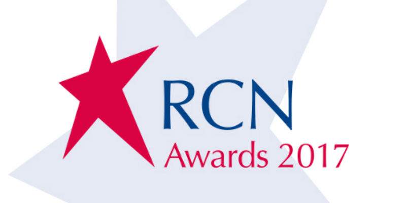 RCN awards 2017