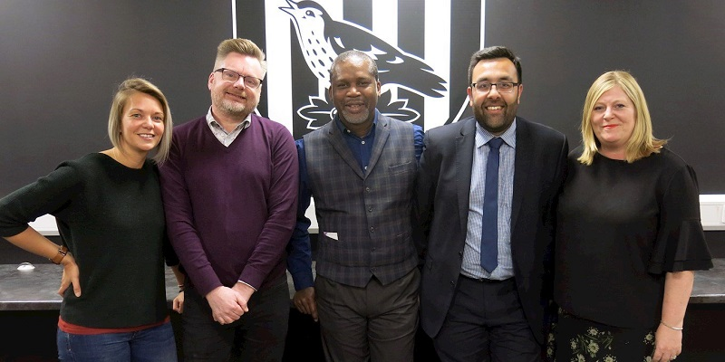 West Bromwich Albion FC Equality Advisory Group