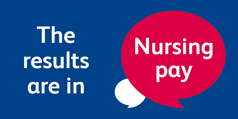 NHS pay the results are in