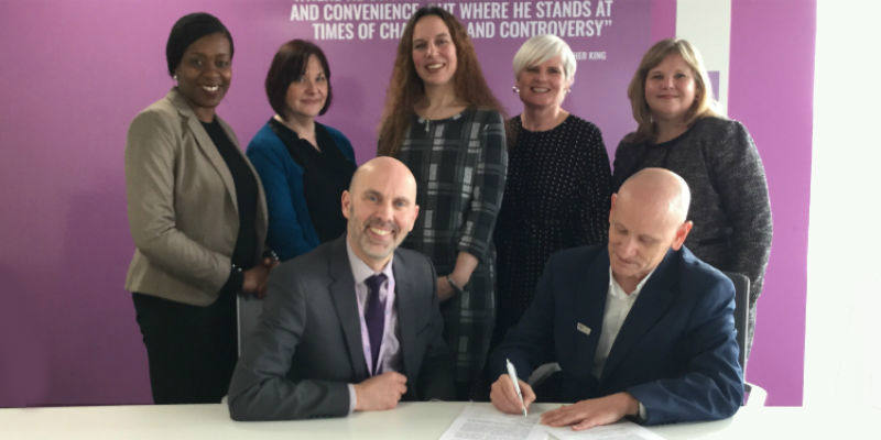 RCN and Interserve Healthcare Learning Agreement