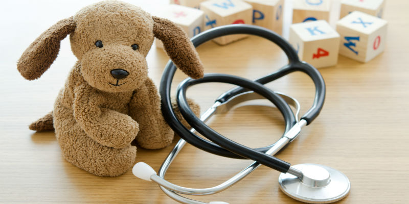Soft toy and medical equipment