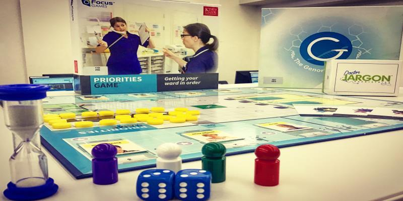 Celebrate International Games Week with board games from the library!