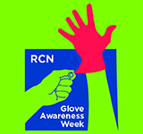 Glove Awareness Week logo