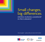 Small Changes, Big Differences campaign image