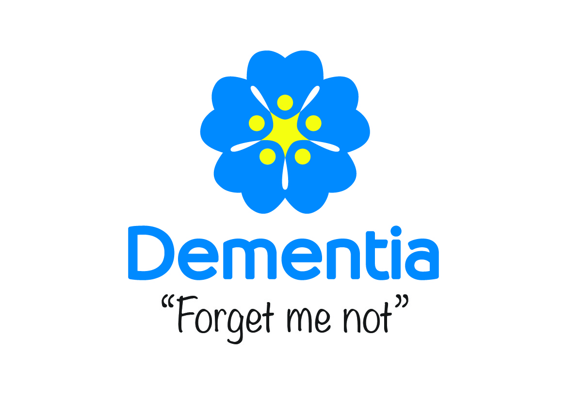 Forget me not  Dementia Flower