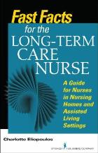 Eliopoulos C (2015) Fast facts for the long-term care nurse: what nursing home and assisted living nurses need to know in nutshell, New York: Springer.