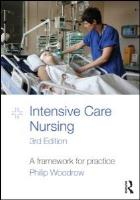 Woodrow - intensive care nursing