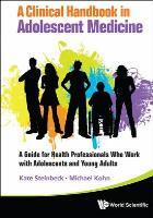 Steinbeck K & Kohn M (editors) (2013) A clinical handbook in adolescent medicine: a guide for health professionals who work with adolescents and young adults, London: World Scientific.