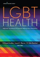 Malley KB, Warren JC and Barefoot KN (2017) LGBT health: meeting the needs of gender and sexual minorities, New York: Springer.