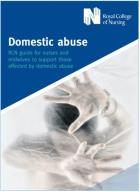 Royal College of Nursing (2017) Domestic abuse pocket guide, London: RCN.