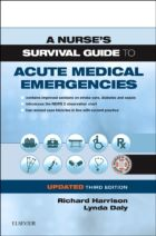 Harrison R and Daly L (2019) A nurse's survival guide to acute medical emergencies. 3rd edn. Edinburgh: Elsevier.
