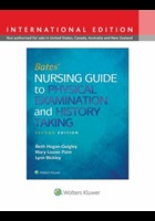 Hogan-Quigley B (2016) Bates' nursing guide to physical examination and history taking, Philadelphia: Lippincott Williams & Wilkins.