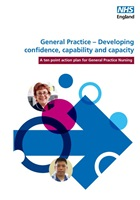 NHS England (2017) General Practice – Developing confidence, capability and capacity, London: NHS England