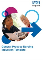 NHS and The Queens Nursing Institute (2019) General Practice Nurse Induction Template, London: NHS