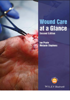 Peate I and Stephens M (2020) Wound care at a glance. 2nd edn. Hoboken: Wiley Blackwell.