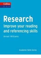 Williams A (2013) Research: improve your reading and referencing skills. London: Collins