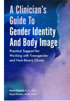 Dalzell H and Protos K (2020) A clinician's guide to gender identity and body image: practical support for working with transgender and gender-expansive clients. London: Jessica Kingsley Publishers.